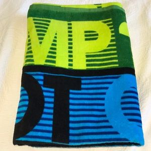Kids Towel for Camp